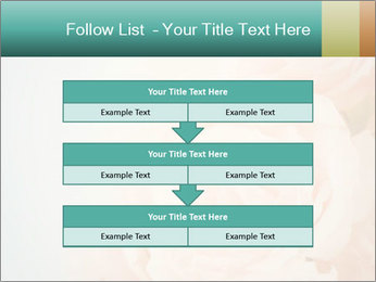 Cream Roses PowerPoint Template - Slide 60