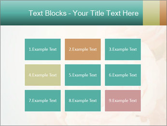 Cream Roses PowerPoint Template - Slide 68