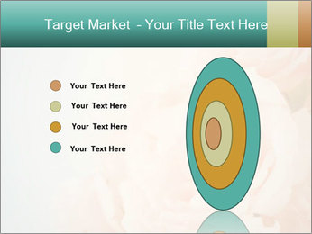 Cream Roses PowerPoint Template - Slide 84