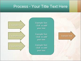 Cream Roses PowerPoint Template - Slide 85