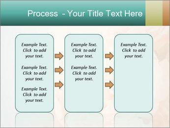Cream Roses PowerPoint Template - Slide 86