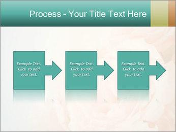 Cream Roses PowerPoint Template - Slide 88