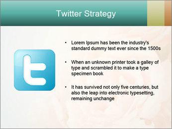 Cream Roses PowerPoint Template - Slide 9