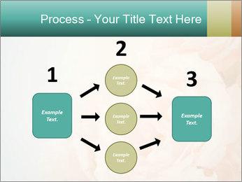 Cream Roses PowerPoint Template - Slide 92