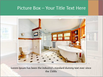 Antique Furniture PowerPoint Template - Slide 16