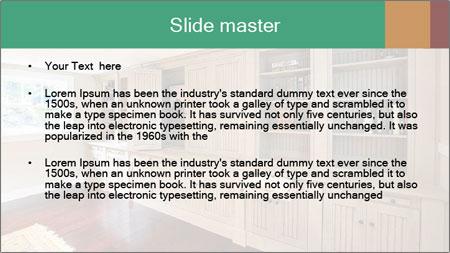 Antique Furniture PowerPoint Template - Slide 2
