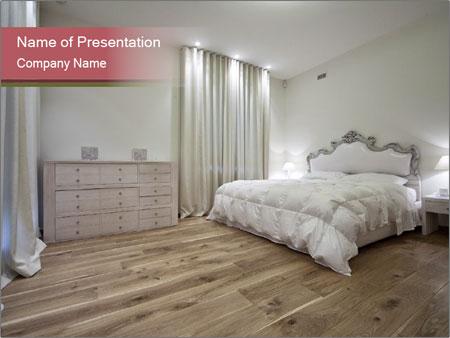 Bedroom Interior PowerPoint Template