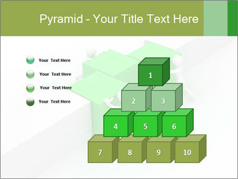 Men with boxes PowerPoint Template - Slide 31
