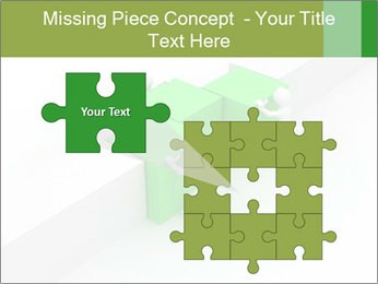 Men with boxes PowerPoint Template - Slide 45