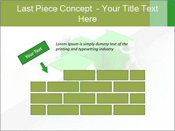 Men with boxes PowerPoint Template - Slide 46