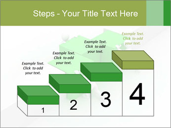 Men with boxes PowerPoint Template - Slide 64