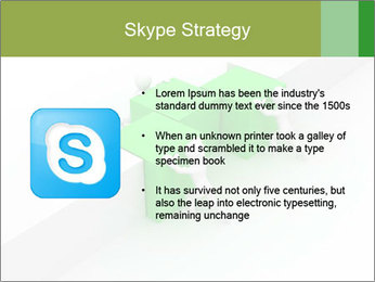 Men with boxes PowerPoint Template - Slide 8