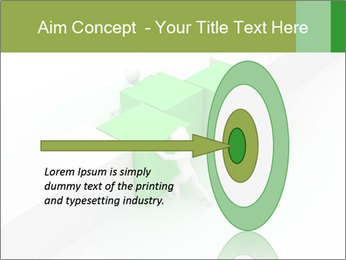 Men with boxes PowerPoint Template - Slide 83