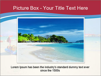 View of thailand beach PowerPoint Template - Slide 15