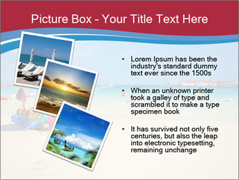 View of thailand beach PowerPoint Template - Slide 17