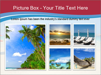 View of thailand beach PowerPoint Template - Slide 19