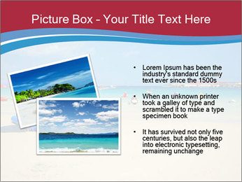 View of thailand beach PowerPoint Template - Slide 20