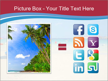 View of thailand beach PowerPoint Template - Slide 21