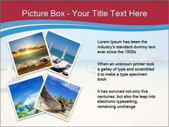 View of thailand beach PowerPoint Template - Slide 23