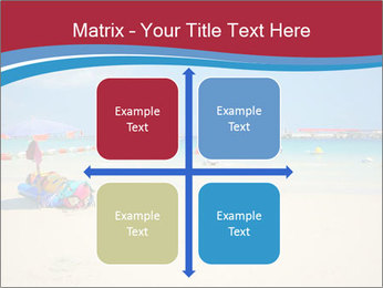 View of thailand beach PowerPoint Template - Slide 37