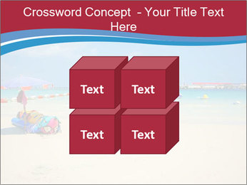 View of thailand beach PowerPoint Template - Slide 39