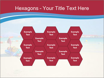 View of thailand beach PowerPoint Template - Slide 44