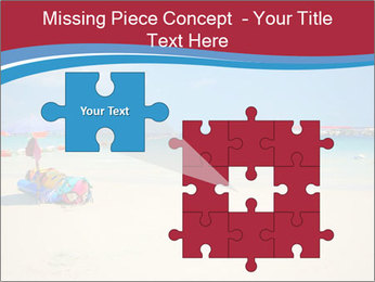 View of thailand beach PowerPoint Template - Slide 45