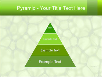 Cell green background PowerPoint Template - Slide 30