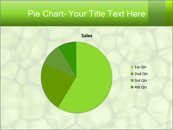 Cell green background PowerPoint Template - Slide 36