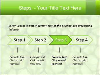 Cell green background PowerPoint Template - Slide 4
