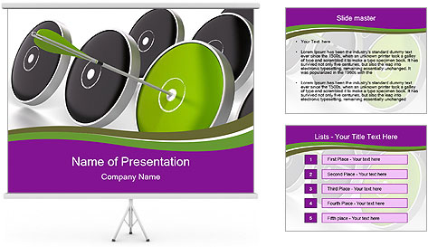 Competition Concept PowerPoint Template