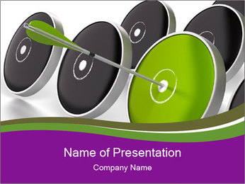 Competition Concept PowerPoint Templates - Slide 1