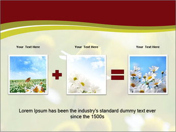 Chamomile medical PowerPoint Template - Slide 22