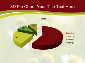 Chamomile medical PowerPoint Template - Slide 35