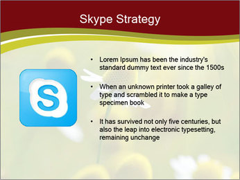 Chamomile medical PowerPoint Template - Slide 8