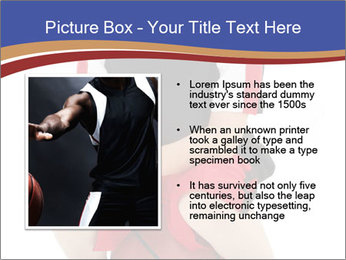 Sad Junior Football Player PowerPoint Templates - Slide 13