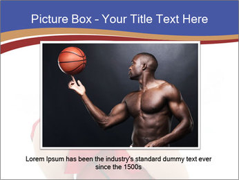 Sad Junior Football Player PowerPoint Template - Slide 15