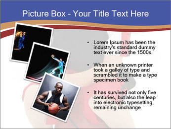 Sad Junior Football Player PowerPoint Template - Slide 17