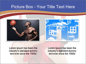Sad Junior Football Player PowerPoint Template - Slide 18