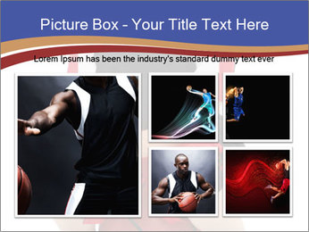 Sad Junior Football Player PowerPoint Templates - Slide 19