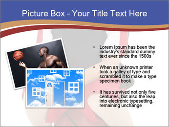 Sad Junior Football Player PowerPoint Template - Slide 20