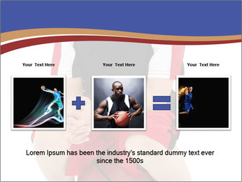 Sad Junior Football Player PowerPoint Template - Slide 22