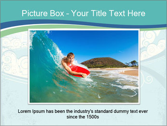 Sea Vector PowerPoint Template - Slide 16