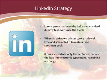 Meat Dish PowerPoint Template - Slide 12