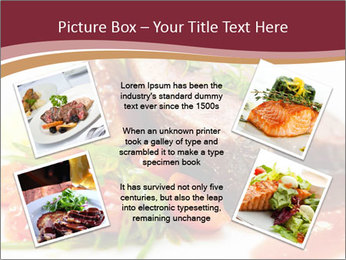 Meat Dish PowerPoint Template - Slide 24