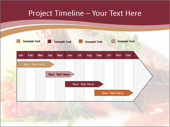 Meat Dish PowerPoint Template - Slide 25