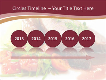 Meat Dish PowerPoint Template - Slide 29