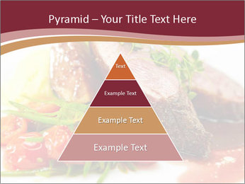 Meat Dish PowerPoint Template - Slide 30