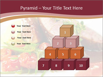 Meat Dish PowerPoint Template - Slide 31