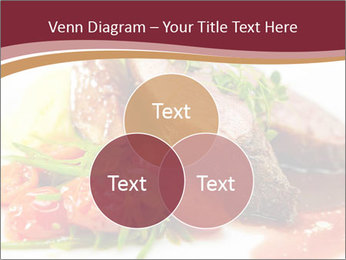 Meat Dish PowerPoint Template - Slide 33
